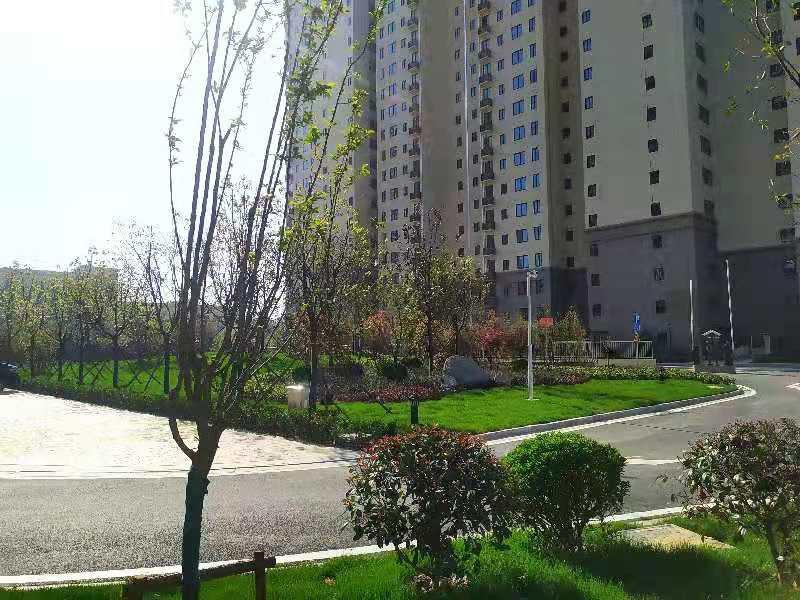 小區內綠化覆蓋率達35%