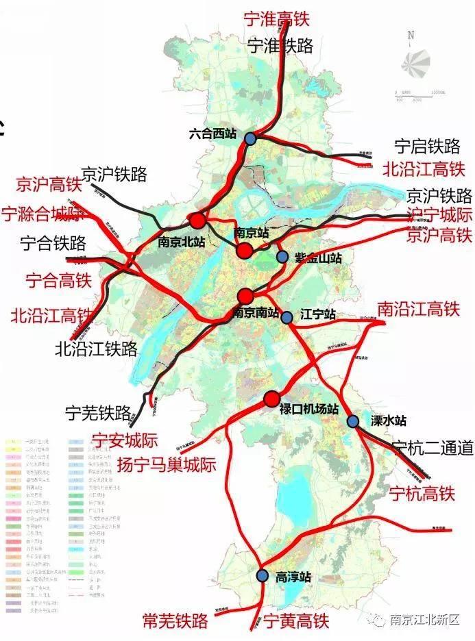 2.南京地铁4号线:4号线是南京东西向城区干线,线路全长43.