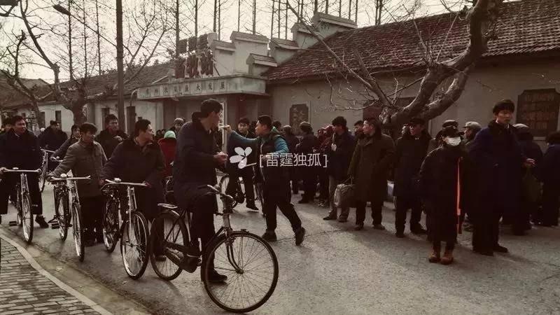 热播剧《大江大河》在南京取景 能听到地道南京话