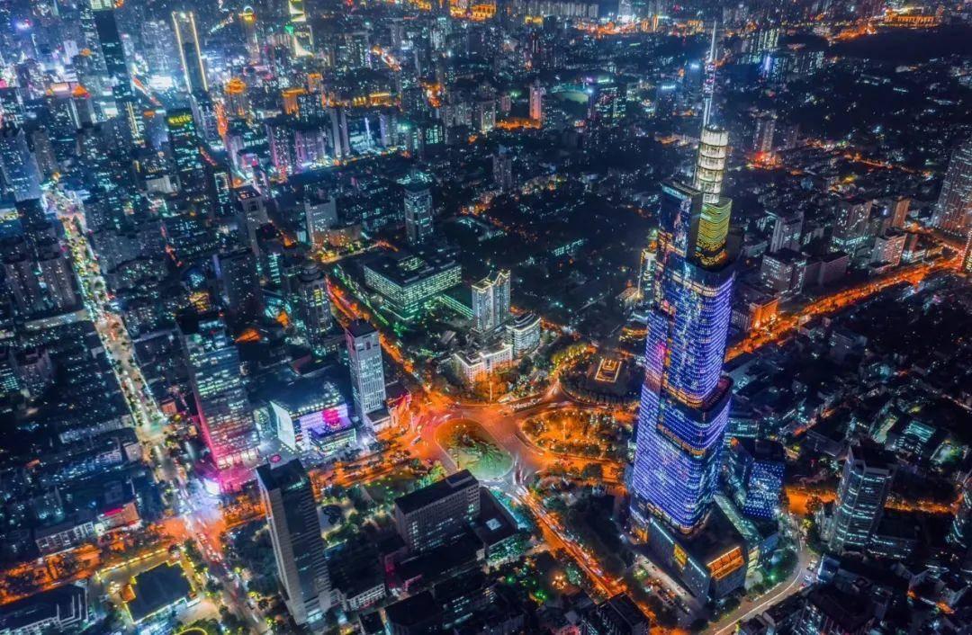 南京城夜景。南报融媒体记者 丁劼摄
