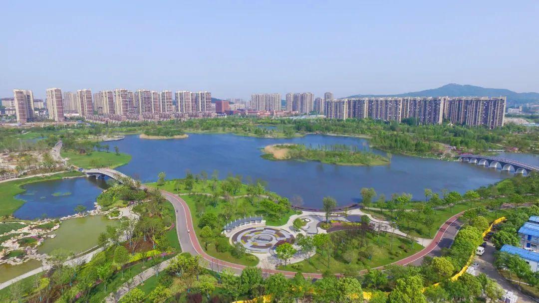 南京仙林大學城。大學城管委會供圖