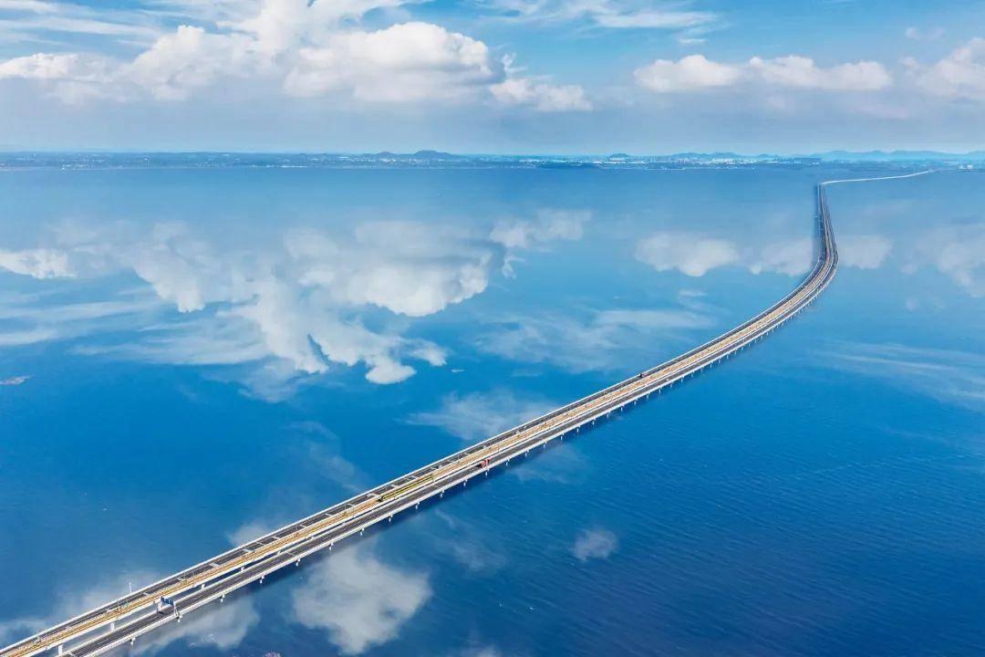 石臼湖。溧水區委宣傳部供圖