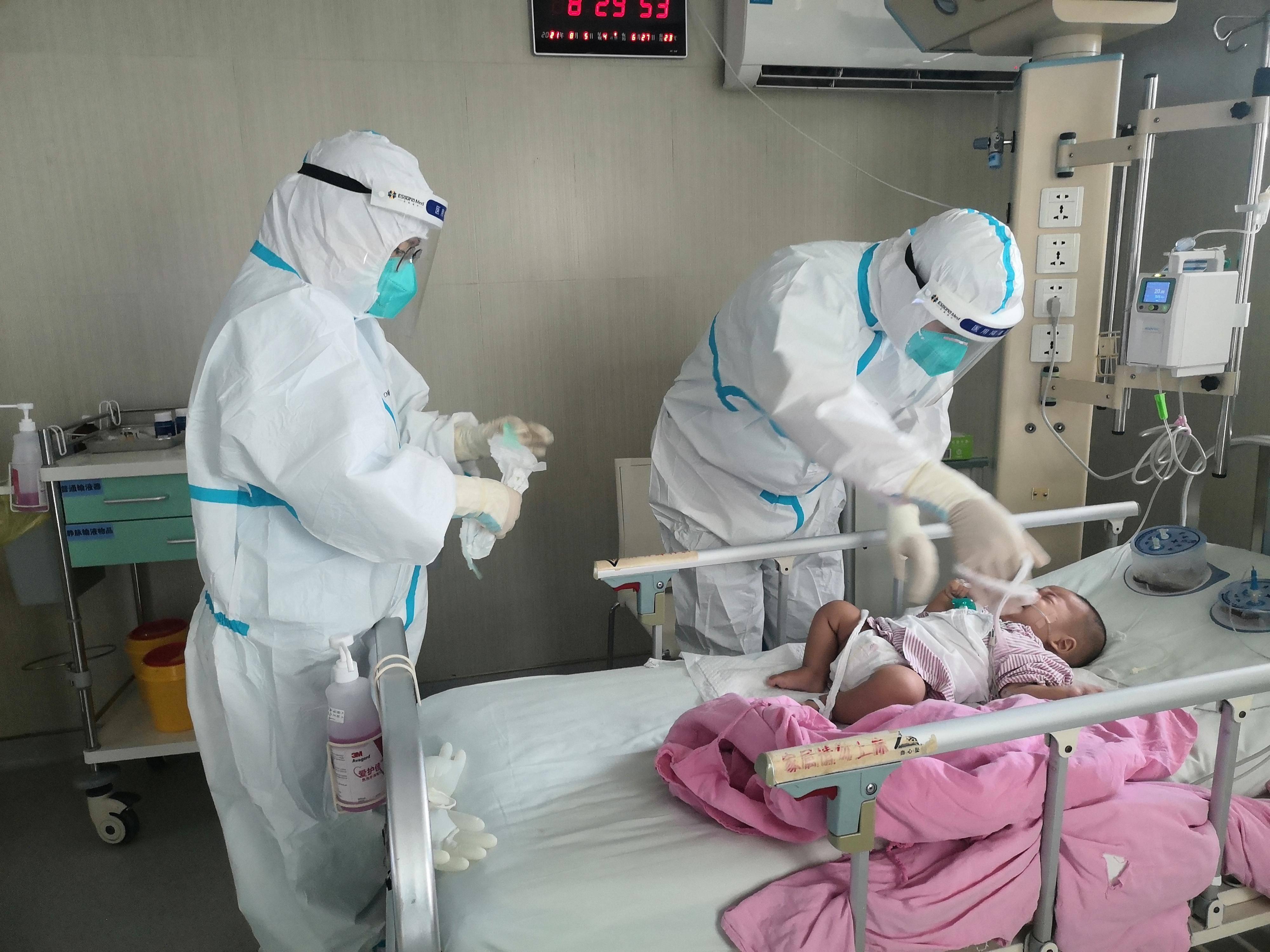 南京市儿童医院供图