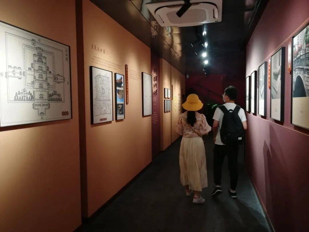 展览现场。南报融媒体记者 王峰 摄