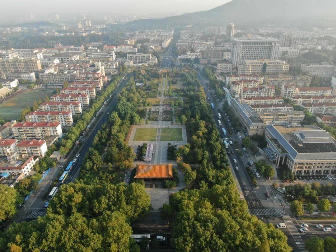 明故宫遗址。图片来源:视觉中国
