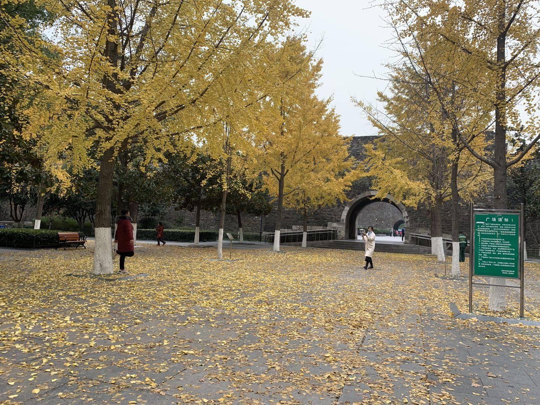 汉中门广场