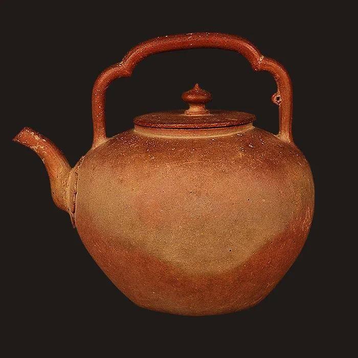 最早的紫砂茶壶